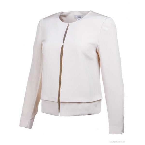 Hoss Intropia Tailored Womens Blazer