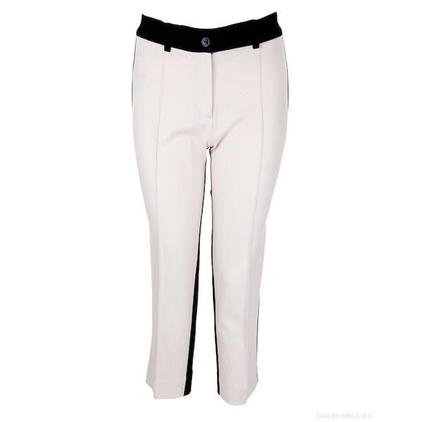 Isabel De Pedro Isabel de PedroContrast Damen Trousers