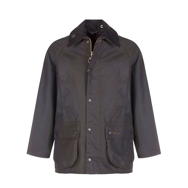 Barbour Classic Beaufort Kids Wax Jacket