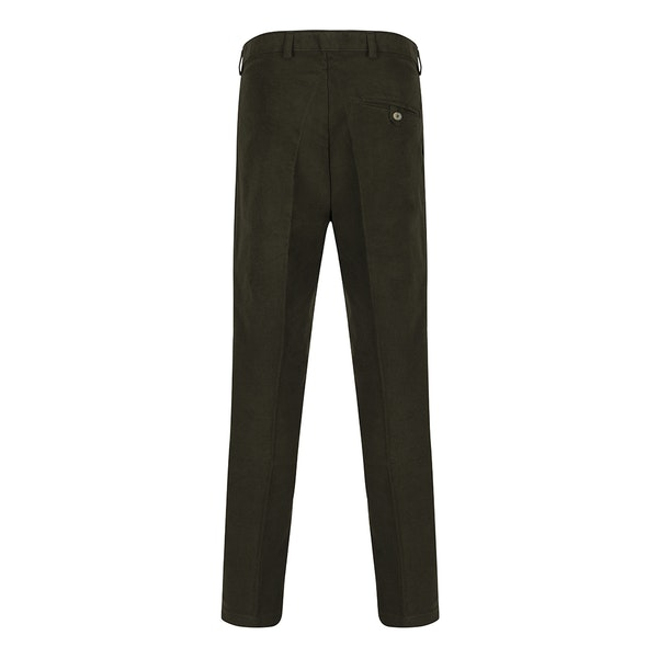 Alan Brown Traditional Moleskin Cotton Shooting Pants