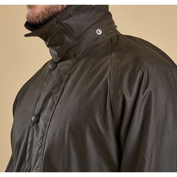 Barbour Classic Beaufort Sylkoil Men's Wax Jacket