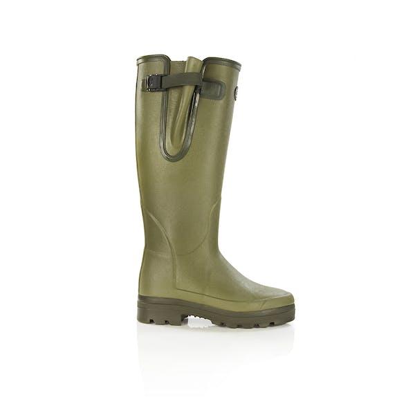 Le Chameau Vierzonord Neoprene Lined Men's Wellington Boots