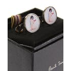 Paul Smith Cufflink Naked Lady Cufflinks