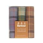 Barbour Classic 3 Boxed Handkerchief