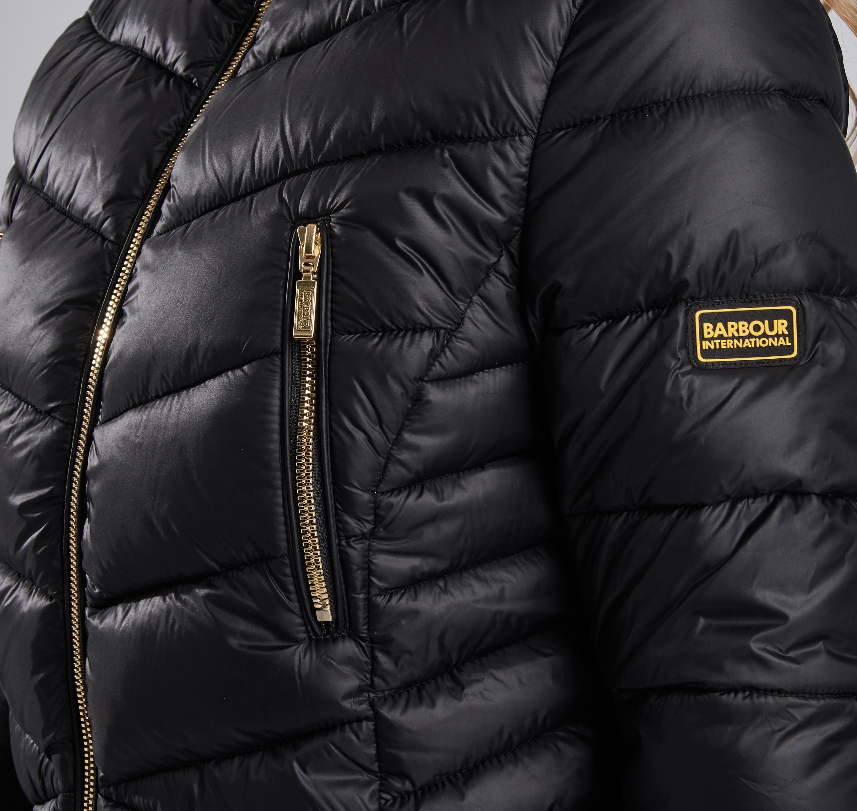 barbour autocross jacket