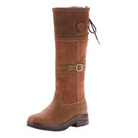 Country Boots Damski Ariat Langdale H20 - Java