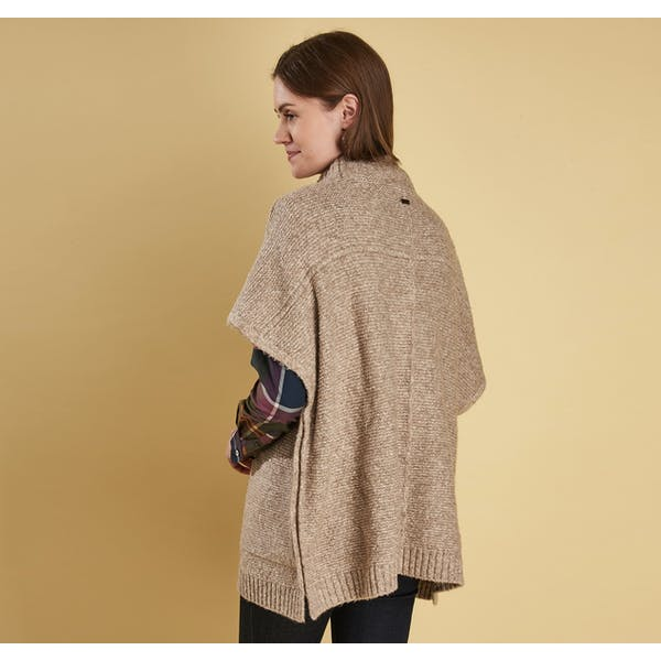 Barbour Malvern Cape Dame Knits