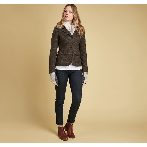 Barbour Ettrick Tailored Women's Blazer