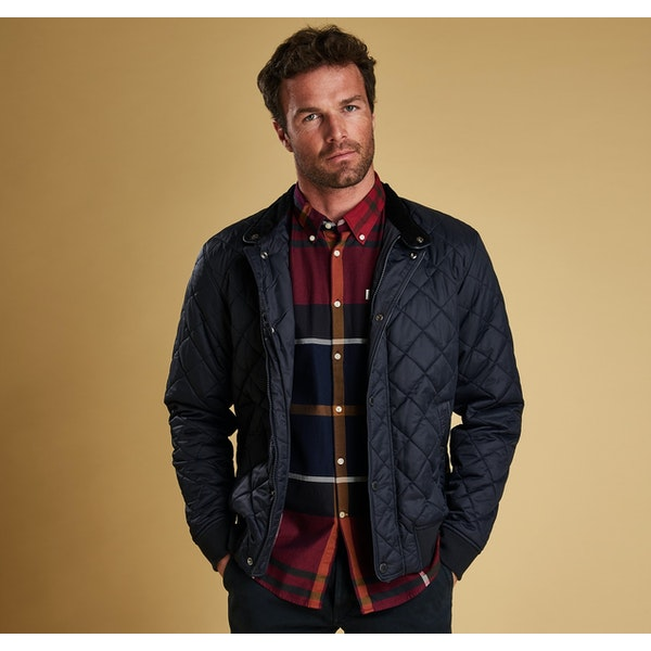 Barbour Edderton Men's Quilted Jacket