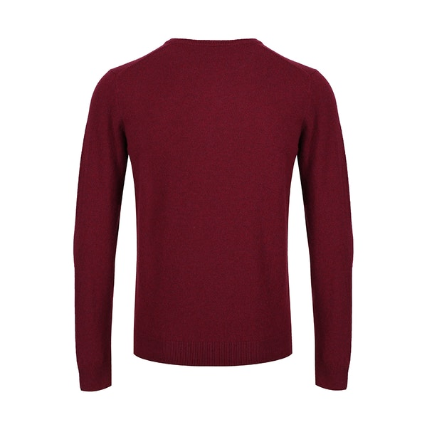 Lacoste Crew Neck Knit Pullover