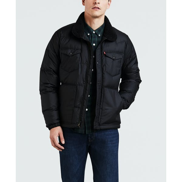 Levi's Down Barstow Puffer Jas