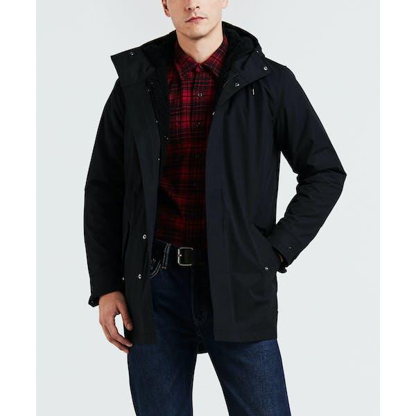 Levi's 3n1 Fishtail Parka 56967-0001 Jacket