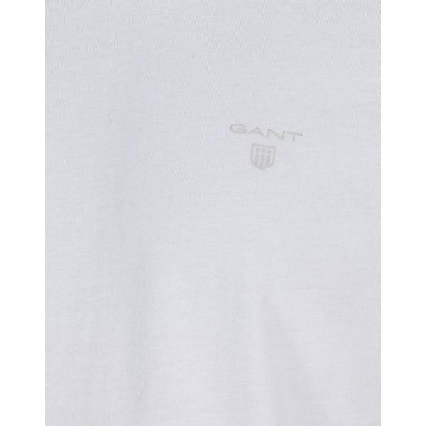 Gant Basic 2 Pack Crew Neck Kurzarm-T-Shirt