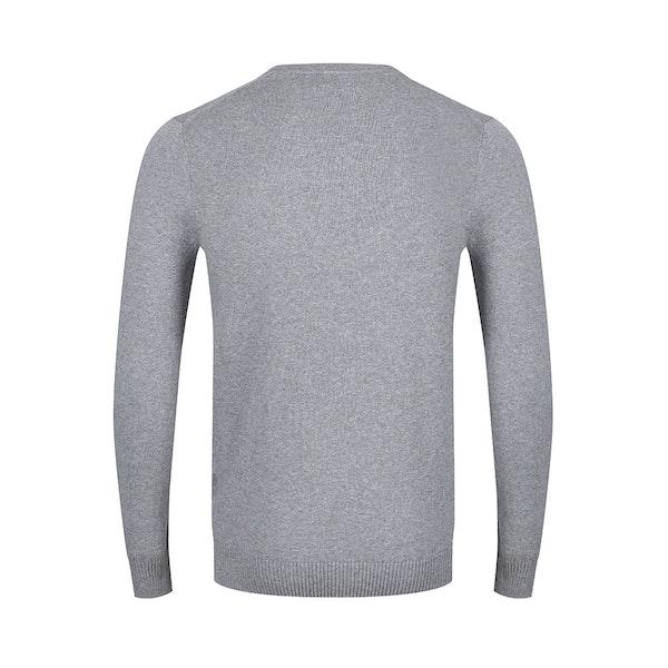 Lyle & Scott Crew Neck Cotton Merino Jumper Sweater