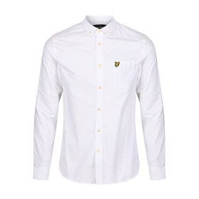 Lyle & Scott Vintage Oxford Shirt - White
