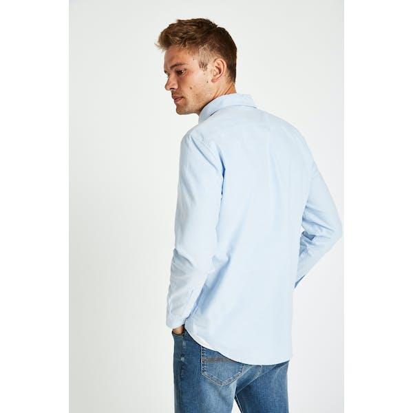 Jack Wills Wadsworth Plain Oxford Skjorte