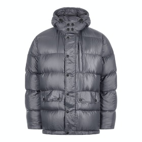 Shackleton Mie Summit Down Jacket - Charcoal