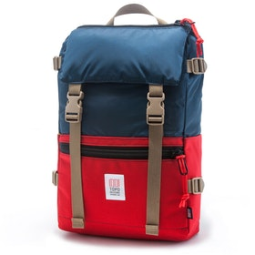Topo Designs Rover Rygsæk - Navy Red