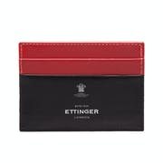 Ettinger Flat Credit Card Case Wallet