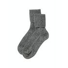 Johnstons Of Elgin 85% Cashmere Blend Ribbed Women's Socks