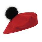 Helen Moore Pom Pom Beret Women's Hat