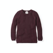 Peregrine Made In England Olivia Crew Women's Knits