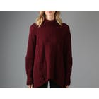 Peregrine Made In England Oversized Slouch Jumper Women's Knits