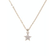 Ted Baker Saigi Shooting Star Pendant Necklace