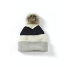 Peregrine Made In England Stripe Women's Beanie