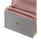 Ted Baker Eves Textured leather Card Holder