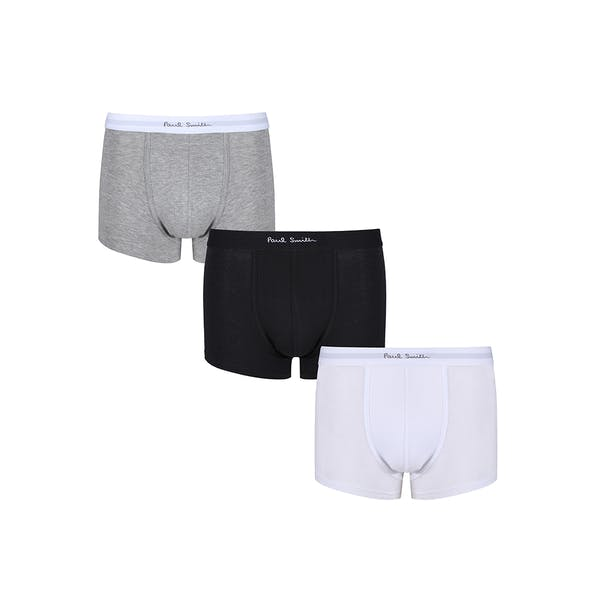 Paul Smith 3 Pack Trunks Men's Boxer Shorts