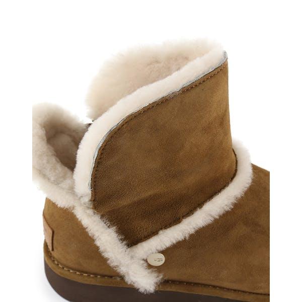 UGG Luxe Spill Seam Mini Dames Laarzen