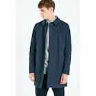 Jack Wills Dundraw Garment Washed Mac Jacket