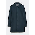 Jack Wills Dundraw Garment Washed Mac Bunda