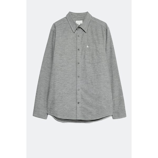 Camisa Jack Wills Palewell Lw Flannel Texture