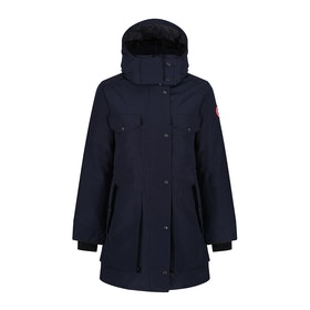 Canada Goose Gabriola Parka Women's Jacket - Admiral Blue