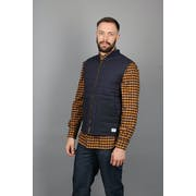 Peregrine Made In England Quilted Gilet