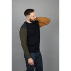 Peregrine Made In England Funky Contrast Men's Sweater