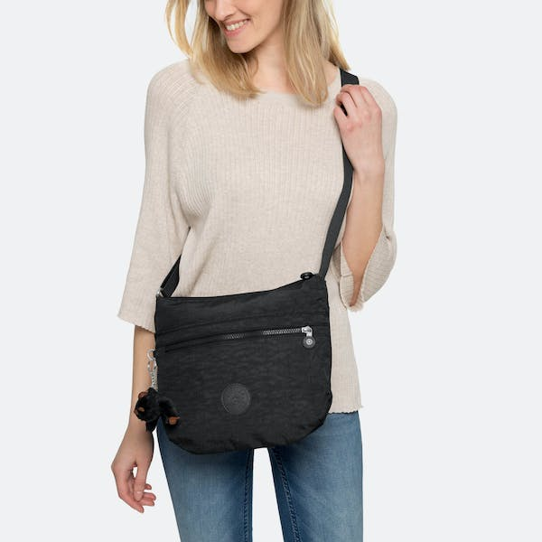 find lowest price special price for latest selection of 2019 Kipling Arto Women's Handbag - True Black | Country Attire