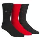 Calvin Klein 3 Pack Maddox Giftbox Socks
