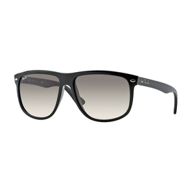 Ray-Ban RB4147 Sonnenbrille - Black Crystal Grey Gradient