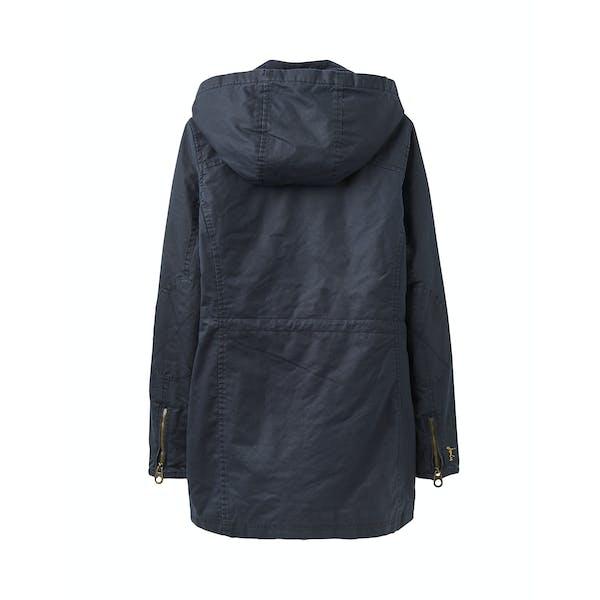 Joules Daubenay Faux Damen Wax Jacket