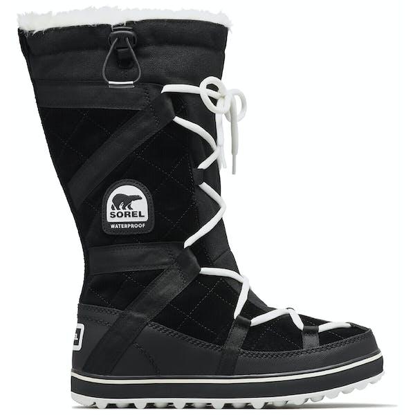 Sorel Glacy Explorer Faux Fur Damen Stiefel