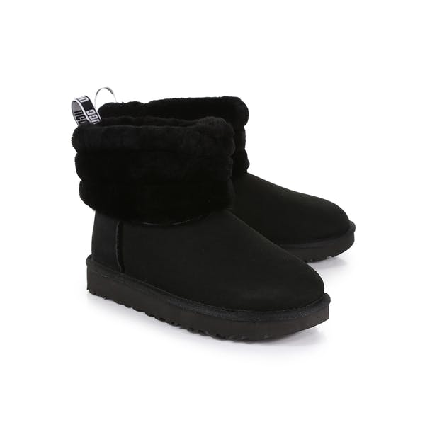 UGG Fluff Mini Quilted Women's Boots
