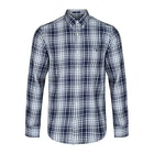 Gant Windblown Flannel Indigo Reg Bd Shirt