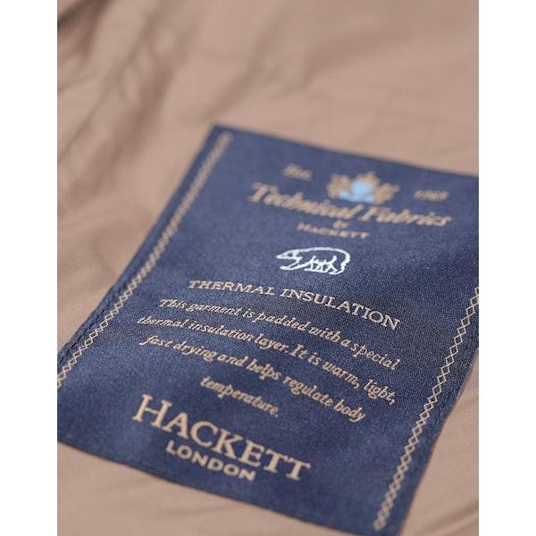 Hackett Channel Knit Gilet Gilet
