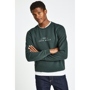Jack Wills Cruxton Graphic Sweatshirt Sweater