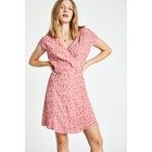 Jack Wills Lockerley Printed Soft Tea Kleid