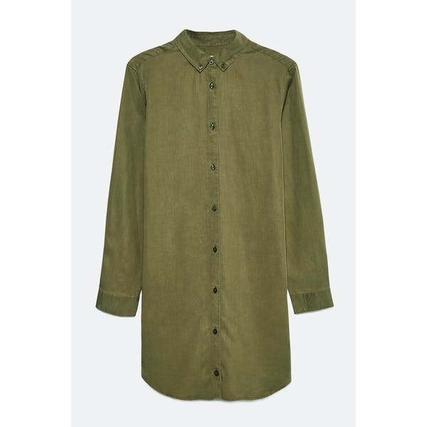 Jack Wills Hollingfast Shirt Dress