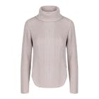 Peregrine Made In England Cassey Polo Neck Women's Sweater